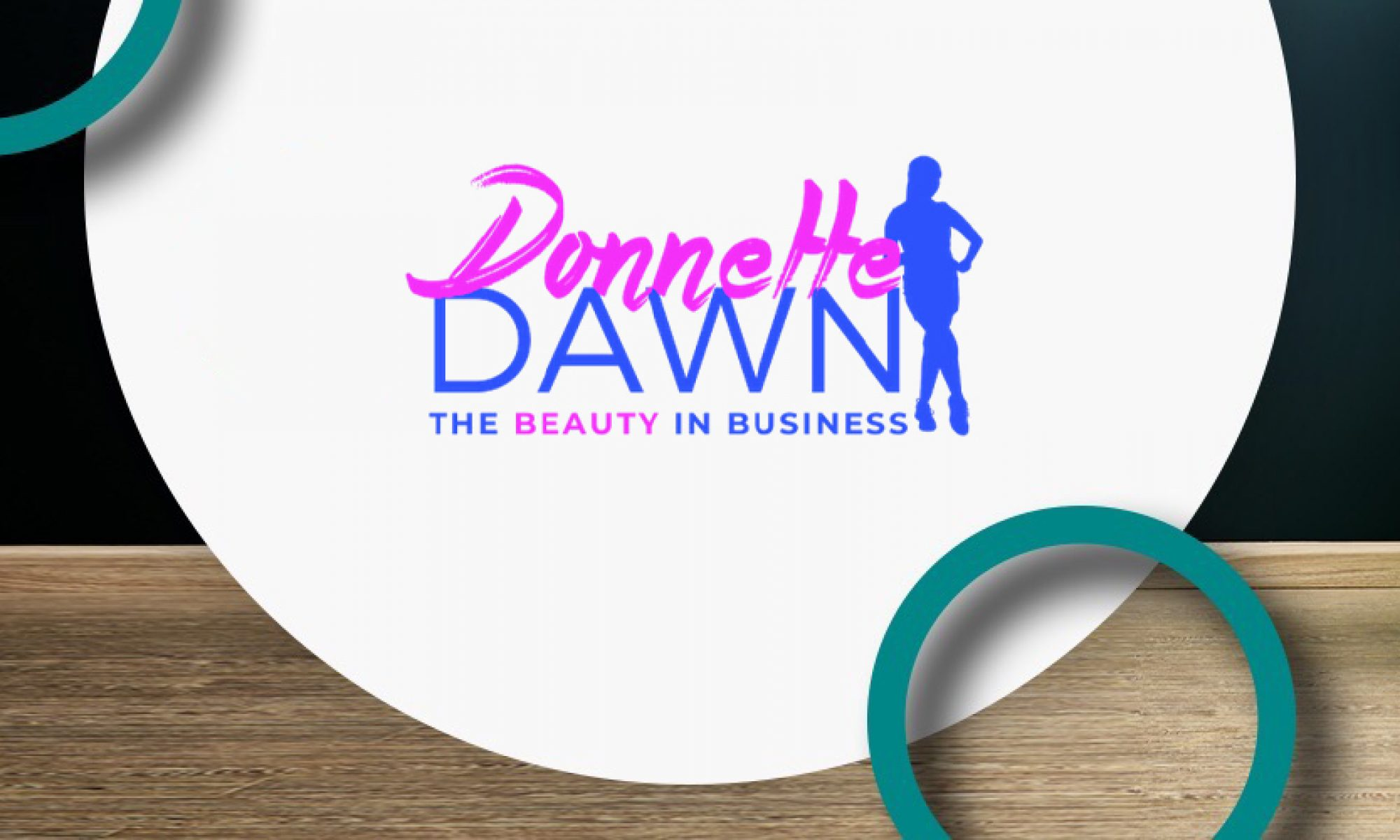 Donnette Dawn Thomas aka The  Beauty in Business